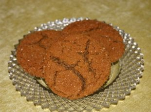 Spicy Molasses Cookies Recipe | The Sweet Life | Pinterest