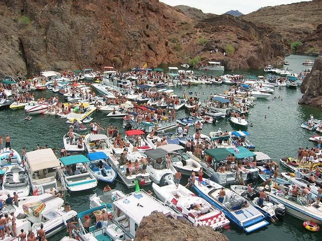 lake havasu memorial day weekend 2012