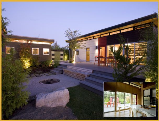 Modern shed prefab home architecture pinterest for Modern prefab shed