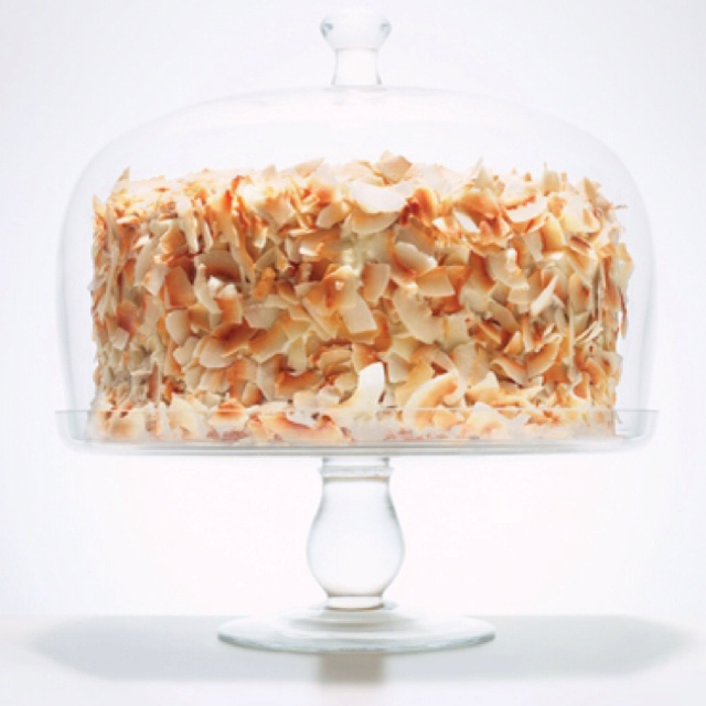 Coconut southern comfort cake. | EAT• | Pinterest