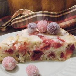 Crustless Cranberry Pie Allrecipes.com | Desserts and Sweet Treats ...
