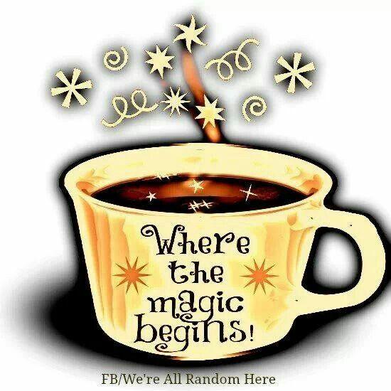Magical Coffee Recipe — Dishmaps