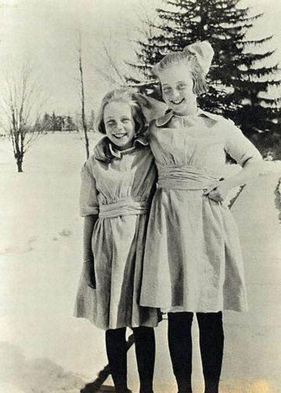 Bette Davis And Sister Bobby Davis Bette Davis Pinterest