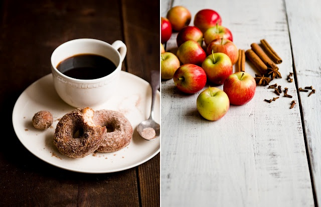 Hot Apple Cider and Apple Cider Donuts | Sweet Eats & Treats | Pinter ...
