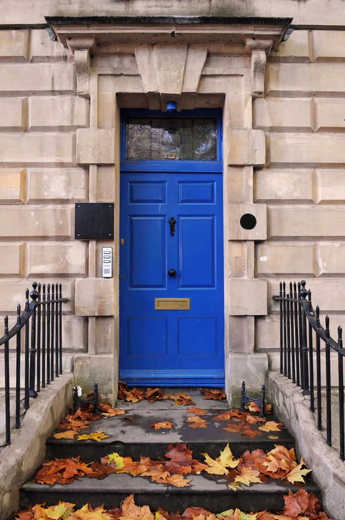Blue Front Door Home Inspirations Pinterest