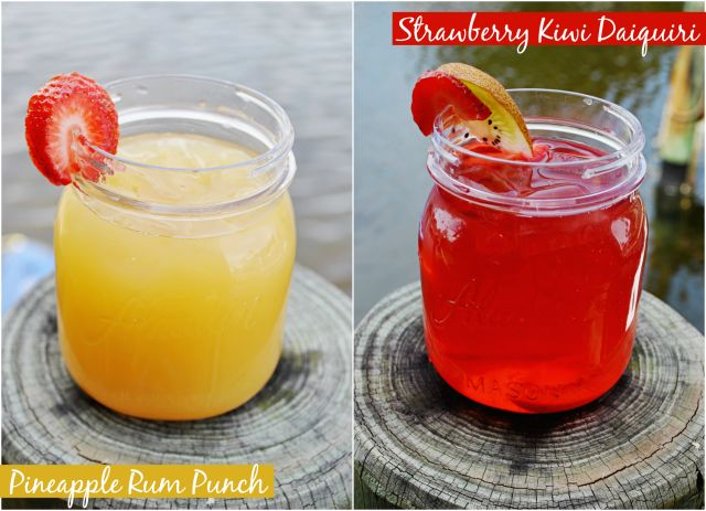 ... Rum Cocktail Recipes // Which one will you choose? A pineapple #rum