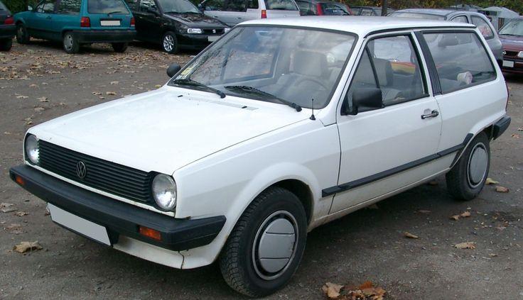 1981 Volkswagen polo Mk 2 | Volkswagen | Pinterest