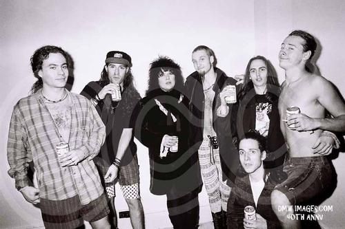 Ann and I believe Pearl Jam?...Mid to Late 80's?