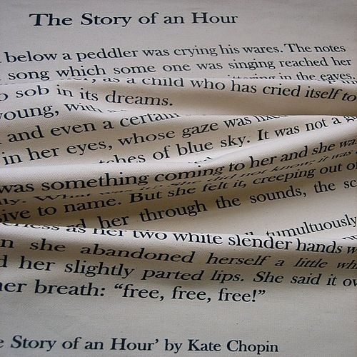 an introduction to the life and literature by kate chopin Start studying introduction to realistic novel study: the awakening quiz  by kate chopin  read the excerpt from an unsigned review in literature, june 23 .