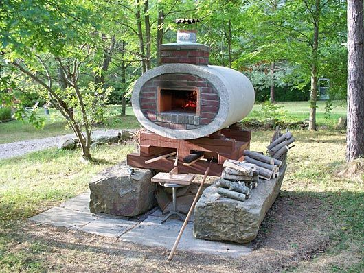 Brick Wood Oven Plans Google Search Wood Fired Brick