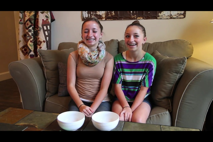 Brooklyn and bailey do the cricket challenge