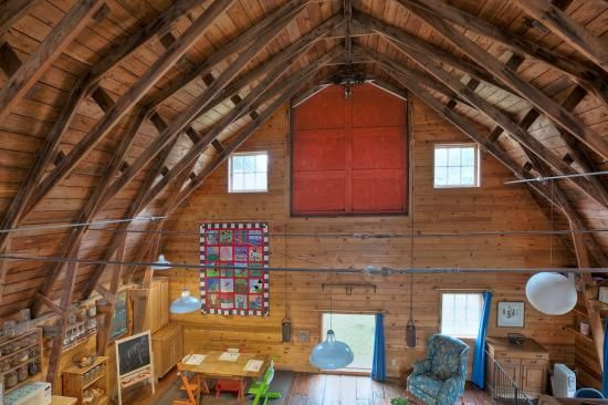 This House Has Also Been Converted From A Barn The