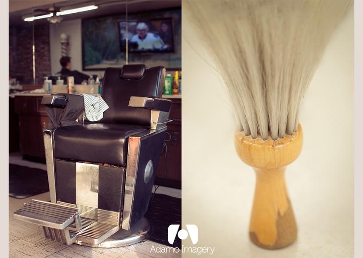 Haircut- Ernies Barber Shop with Zach & Ernie Lind in Glendale CA ...