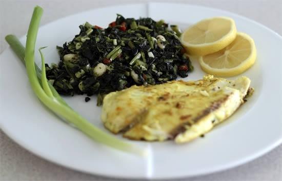 Kale Stir Fry | harmonious ingredients | Pinterest