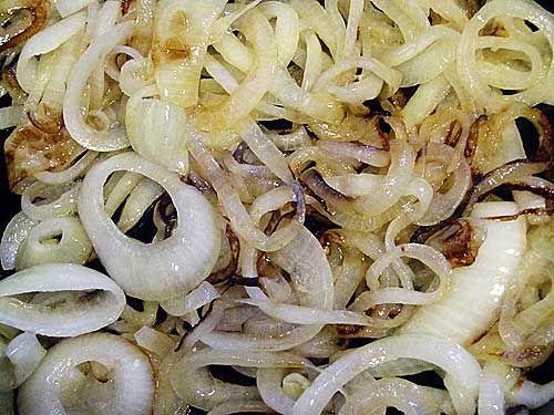 Caramelized Onions Au Gratin | Food | Pinterest