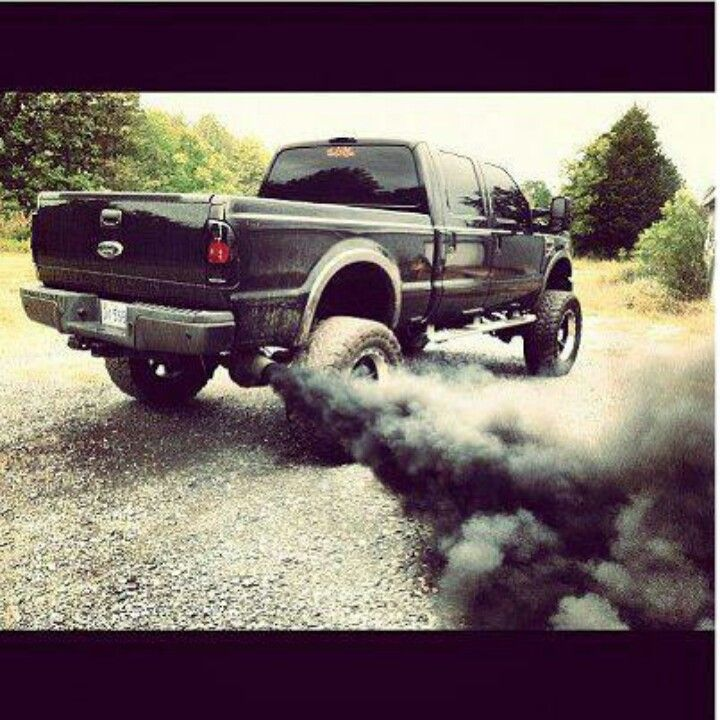 ford trucks rollin coal 2017 - ototrends.net