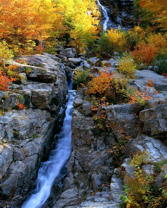 New Hampshire Waterfall   Places To GO People To See   Pinterest