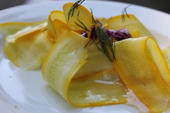 Summer Squash Salad | Favorite Recipes | Pinterest