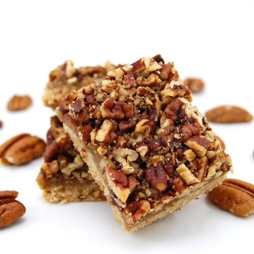 Pecan Bars - from Sweet Pea's Kitchen