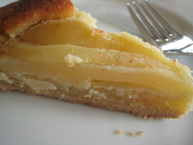 Pear and Almond Tart- | PEAR Season (picking pears) | Pinterest