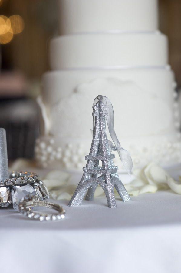 Wedding decor at the Crillon in Paris