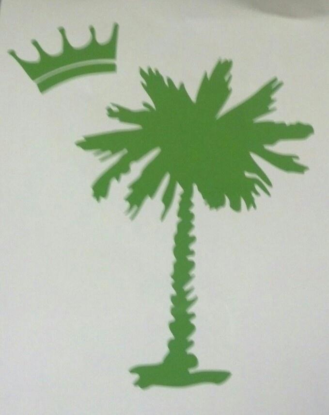 Pin pin carolina palmetto tree and moon tattoo pictures for Palmetto tree and moon tattoo