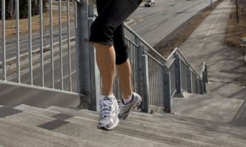 30 minute stair workout ideas.