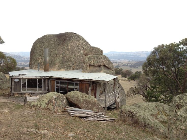 Euroa Australia  City new picture : Boulder cabin near Euroa, Australia. | For the Home | Pinterest
