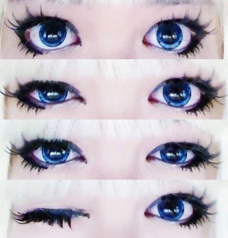 Japanese makeup ♥