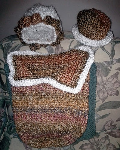 Crochet Bunting Bag ? Quick And Easy Crochet