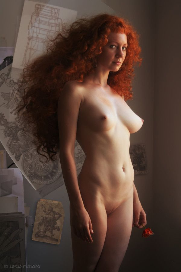 sexy redheads topless getting fuck in the ass