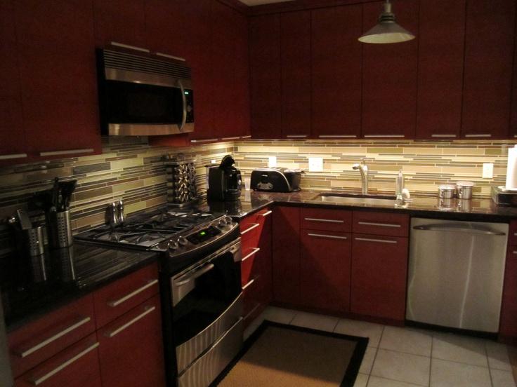kitchen backsplash my ny home pinterest