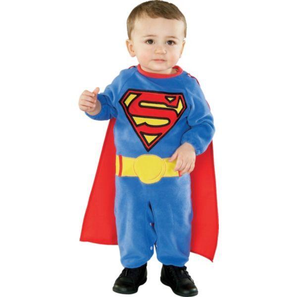 baby superman costume i 39 m so crafty i make people pinterest. Black Bedroom Furniture Sets. Home Design Ideas