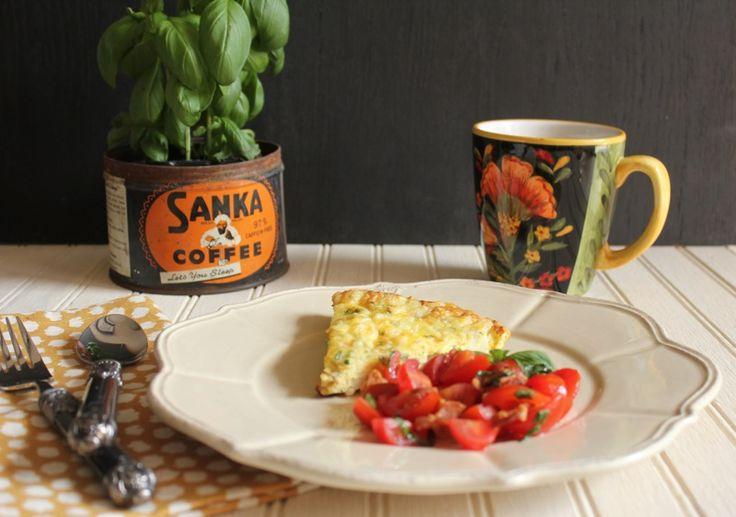 Tomato And Leek Frittata Recipes — Dishmaps