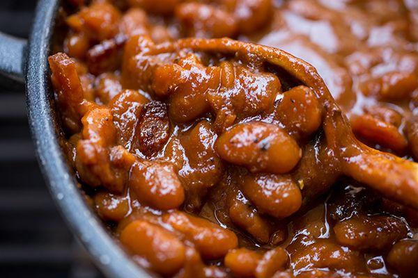 BBQ Baked Beans | Food | Pinterest