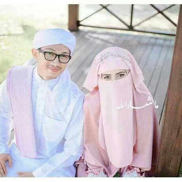 The Niqab Marriage Bride Groom 52