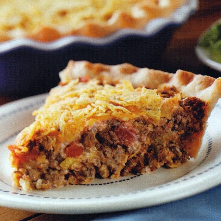 Taco Pie | Sassy girl | Pinterest