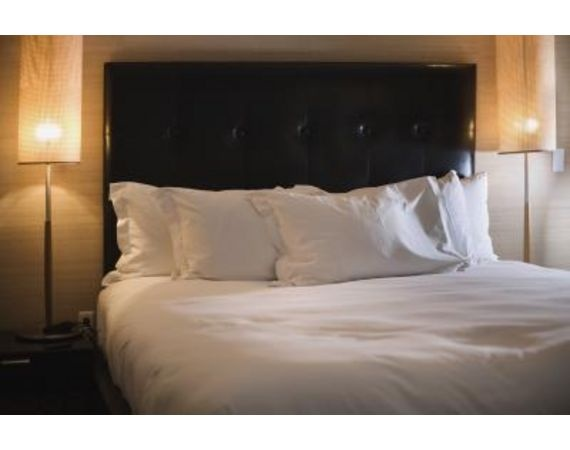 how to make a queen size padded headboard