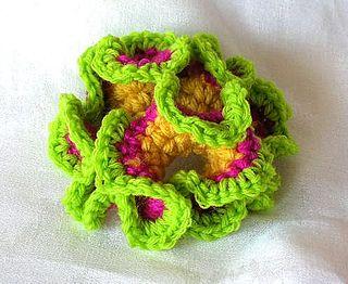 Crochet A Joan Crawford Silent Movie Gypsy Head Scarf Hat