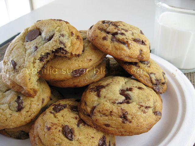 Jacques Torres' Chocolate Chip Sea Salt Cookies