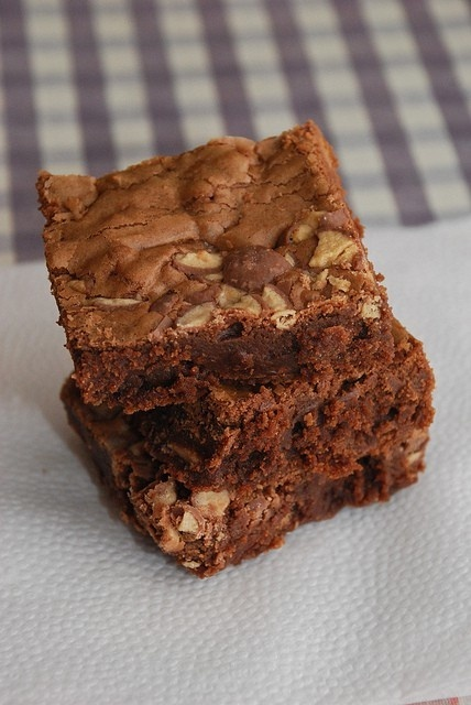 whoppers brownies | Favorite Recipes | Pinterest