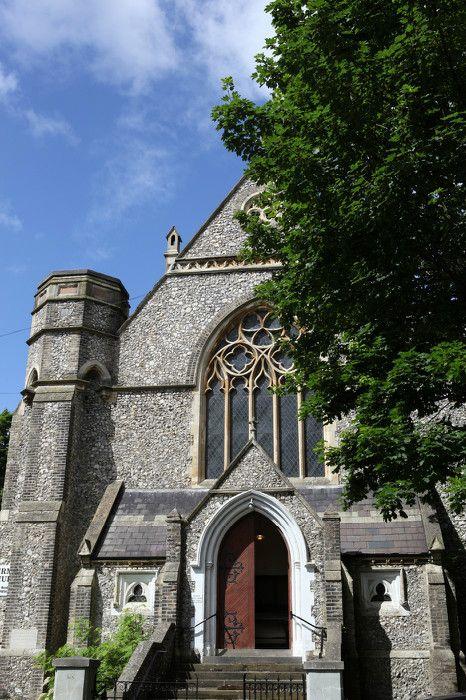 A Converted Church A Very Big Bursway Wedding Pinterest