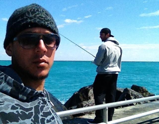 Jon And Daniel Fishing Saint Louis Cardinals Pinterest
