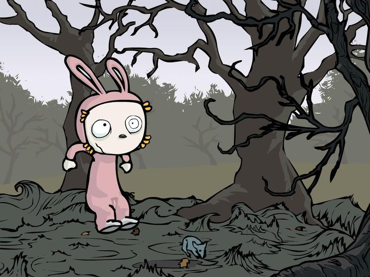 Little bunny foo foo | Lenore, the cute little dead girl ...