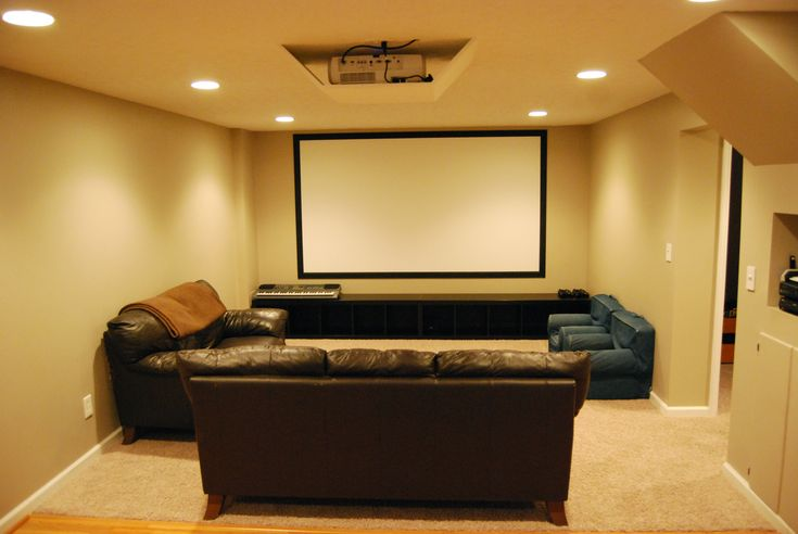 DIY: Home Theater | Things I've made | Pinterest