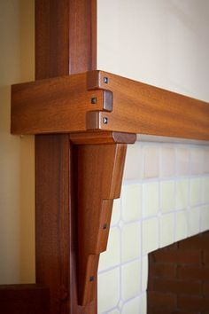 Mission craftsman style on pinterest trim moulding for Mission style moulding