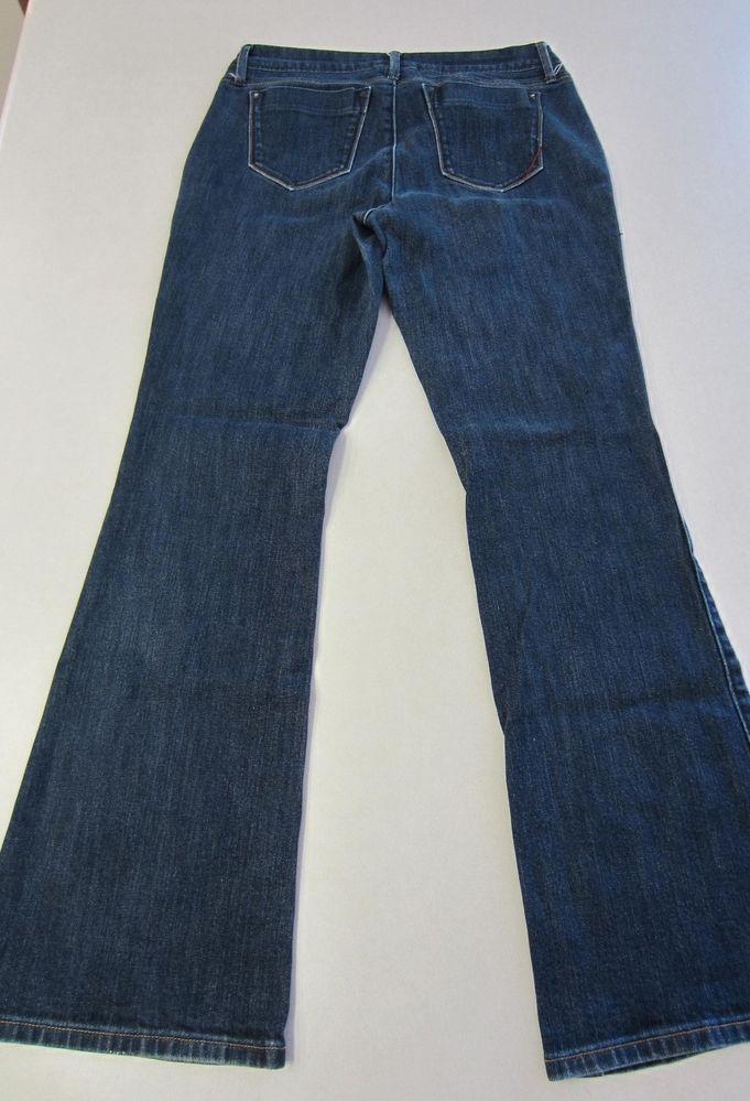 Banana Republic Womens Jeans 6 Stretch Flared Leg