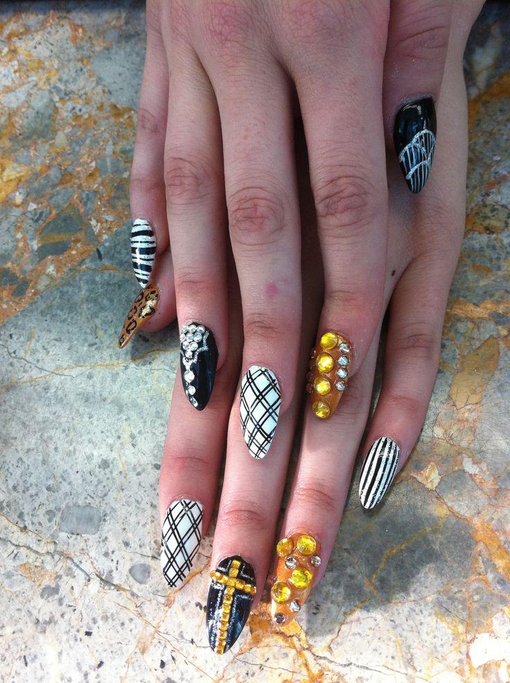 Wild Nail Designs