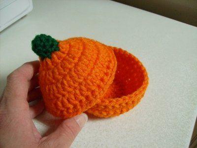 Crochet Pattern Pumpkin | Free Patterns For Crochet