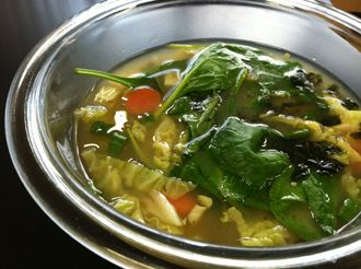 ... Satisfying Miso Soup For the elimination diet, skip the tofu & miso